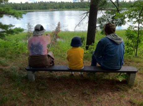 admiring_the_lake