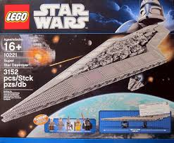I've been eyeing this one for a long time.  I wanted to have space battles between it and my lego space shuttle.  (Sadly, I'm sure the shuttle would be outgunned.)